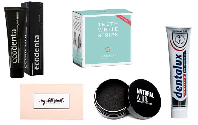 Hampaita valkaisevat tuotteet testissä