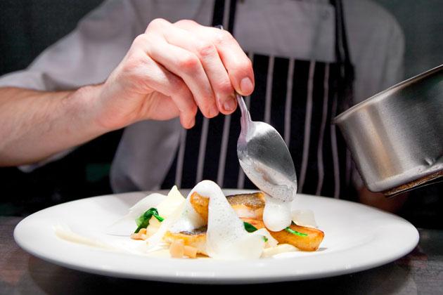 Ravintola Grön sai Michelin-tähden.