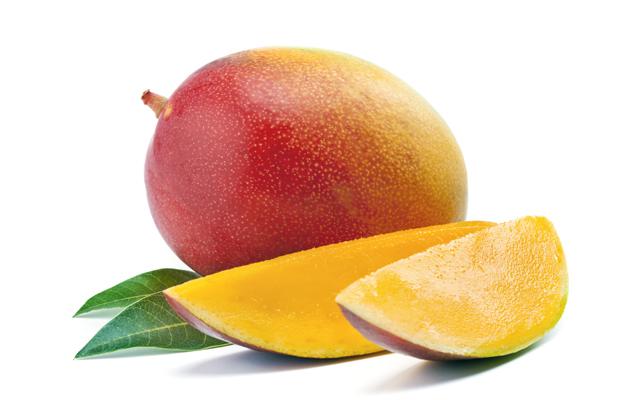 kypsä mango