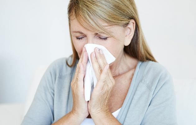 Sinkki auttaa flunssan hoidossa.