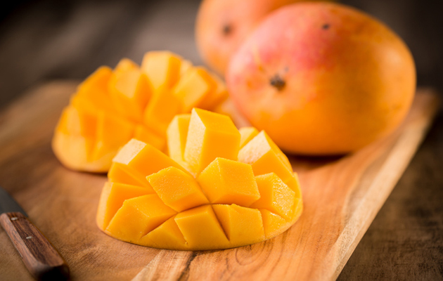 viipaloitu mango