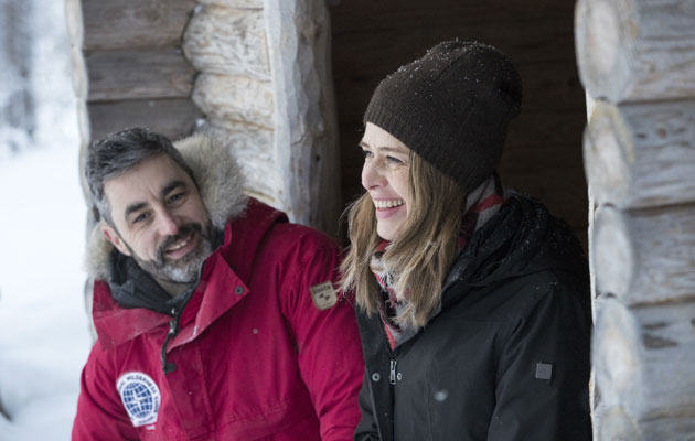 Catherine ja Thierry Chevillard