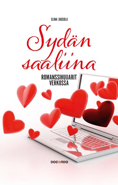Elina Juusolan kirjoittama Sydän saaliina – Romanssihuijarit verkossa -kirja