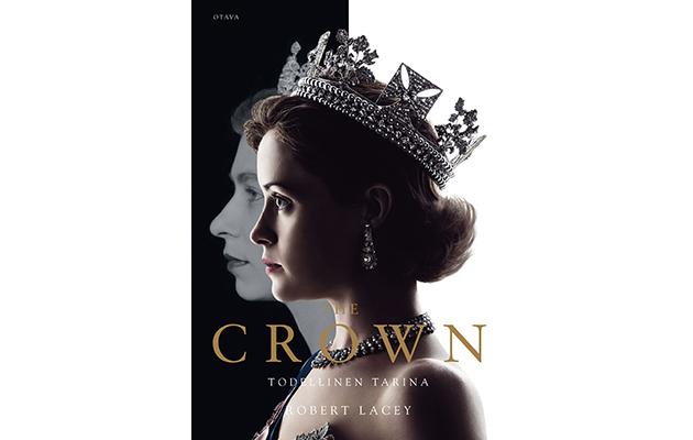 Voita arvonnasta The Crown – todellinen tarina -kirja