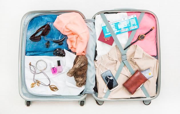 pakkaamisen abc, näin pakkaat matkalle, pakkaaminen, matka, matkustelu, pakkaa matkalle, pakkaajan muistilista
