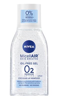 NIVEA MicellAIR Eye Make-Up Remover