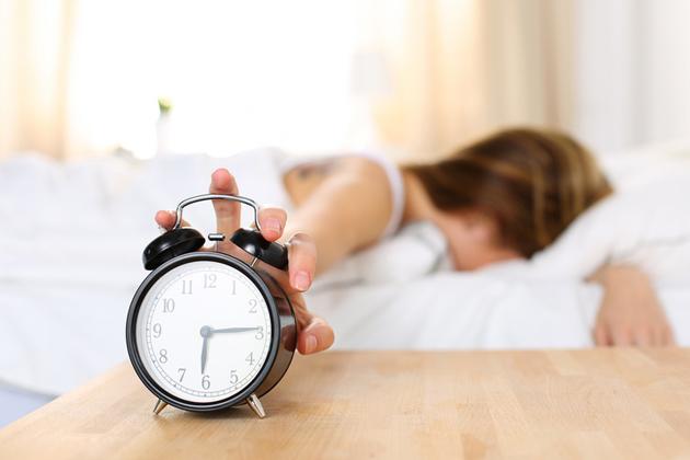 aamuherätys tuntuu vaikealta