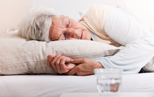 Uni muuttaa unen rakennetta.