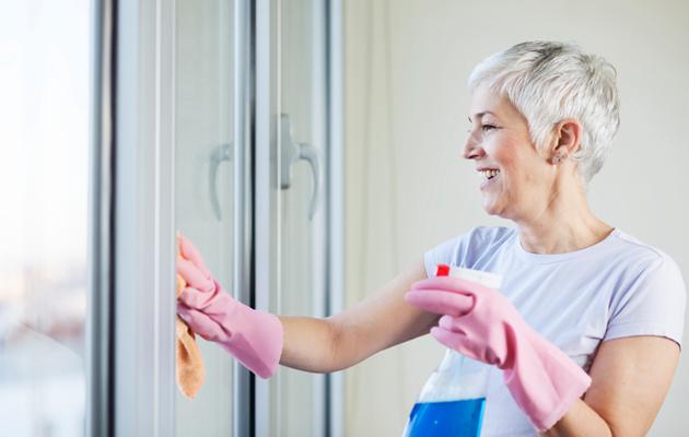Ikkunanpesu onnistuu helposti muutaman vinkin avulla.