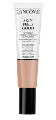Lancôme skin feels good hydrating skin tint healthy glow