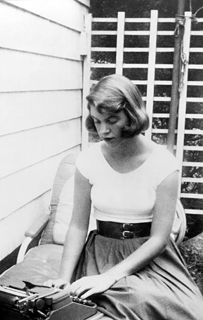 Sylvia Plath, merkittävää yhdysvaltalaista runoilijaa, runoilija, runo, runous, voimaruno