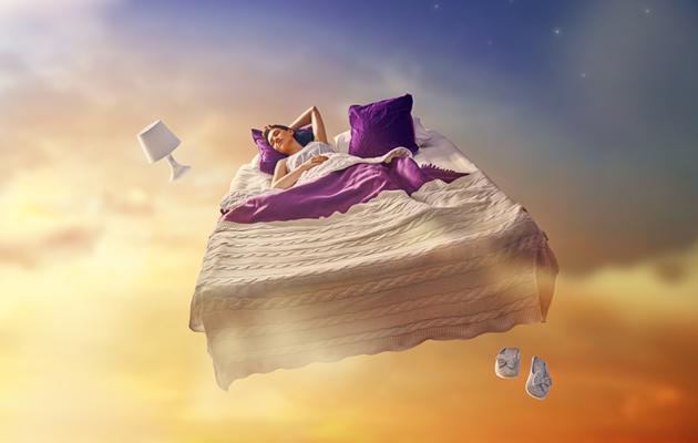 Unien tulkintaa ei pidä ottaa liian tosissaan, sillä unet eivät ole yksiselitteisiä