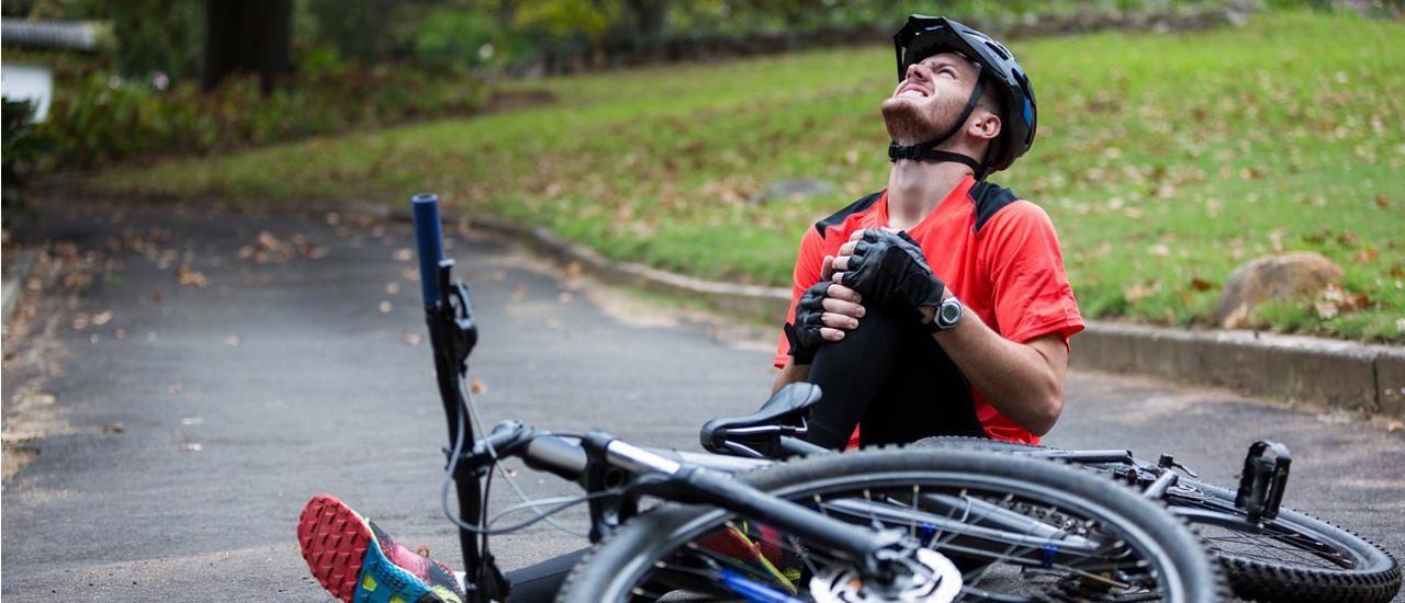 Polkupyöräonnettomuus