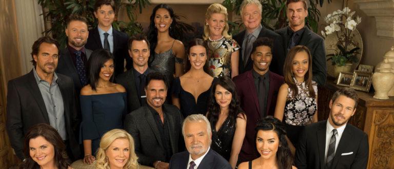 Kauniit ja rohkeat -sarjan näyttelijöitä