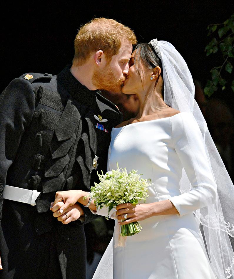 Prinssi Harry ja Meghan Markle, prinssi Harry, Meghan Markle, häät, kuninkaalliset, julkkikset, kuninkaalliset häät, royal wedding, Meghan and Harry, Meghanin morsiuskimppu, morsiuskimppu