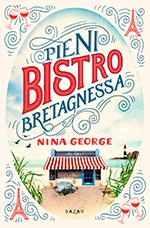 pieni bistro bretagnessa, nina george, kirjojen mukana maailmanympärimatkalle