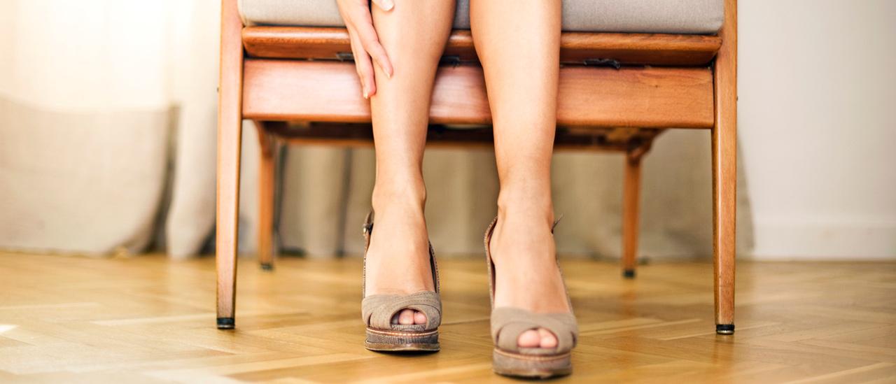 Jalkojen Puutuminen