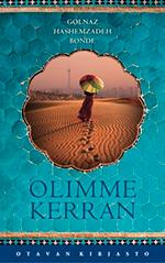 olimme kerran, iran, kirja, kirjallisuus, kirjojen mukana maailmanympärimatkalle