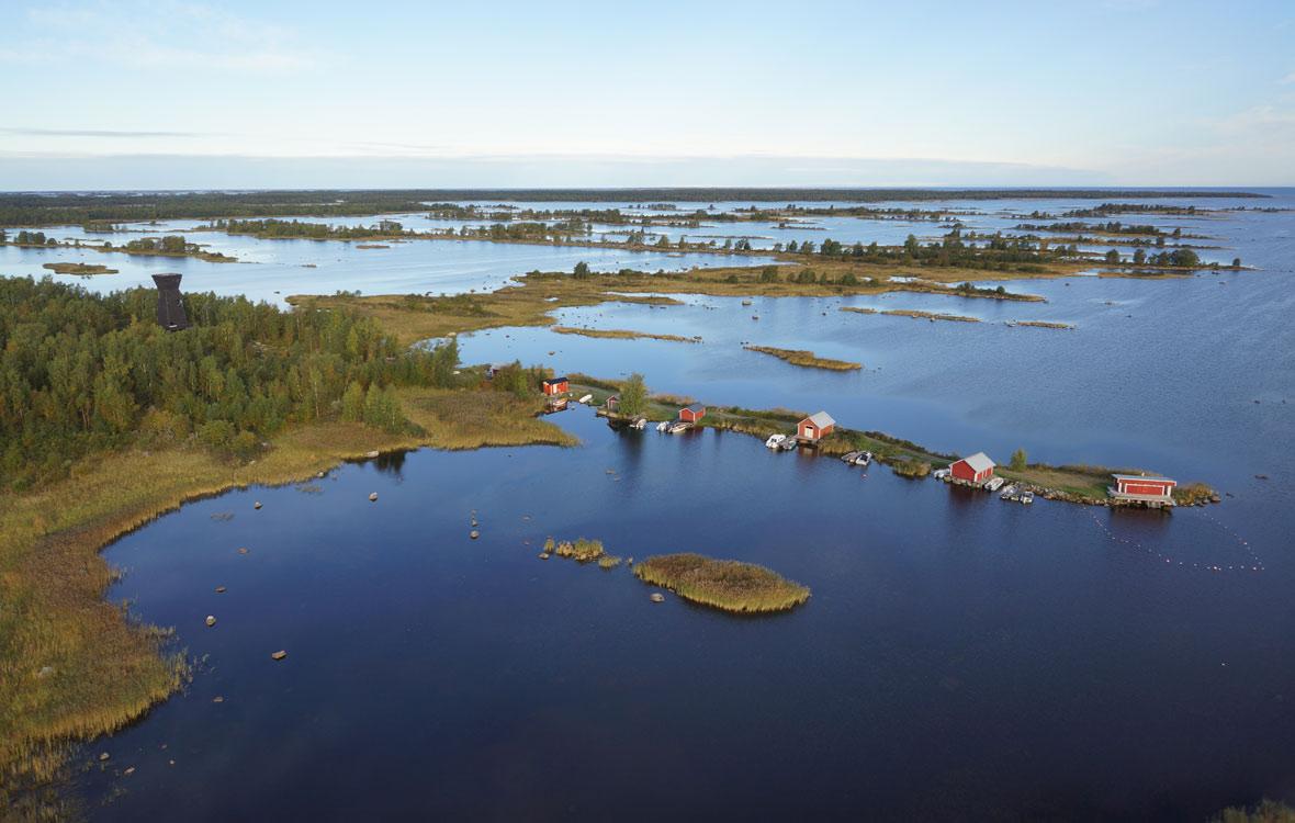 Merenkurkun saaristo