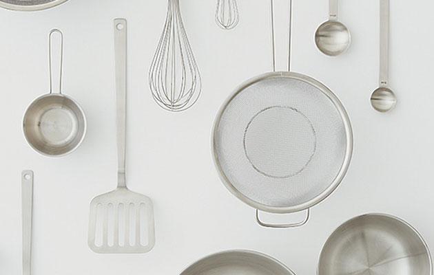 Muji keittiövälineet