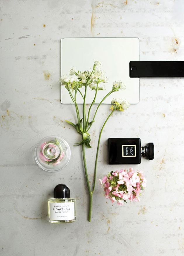 tuoksut, tuoksulla sisustaminen