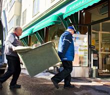 Kuva - Kierrätyskeskus on hyvän omantunnon tavaratalo