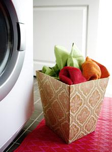 Kuva - Pyykinpesu ja lajittelu
