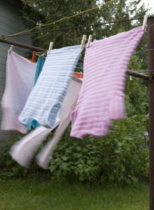 Kuva - Tahrat pois pyykistä