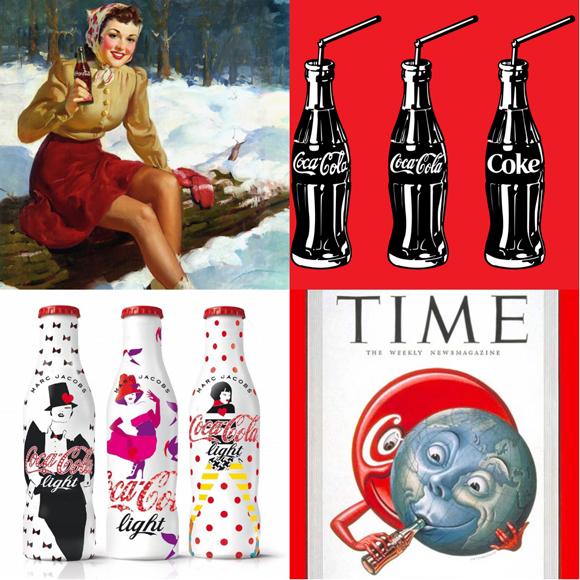 Coca-cola-pullon muotoilu pysyy vuodesta toiseen, kuva: Coca-Cola Finland Oy