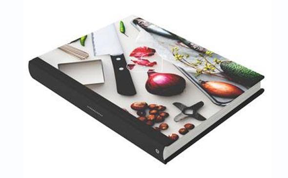 Sydänruokaa-kirja