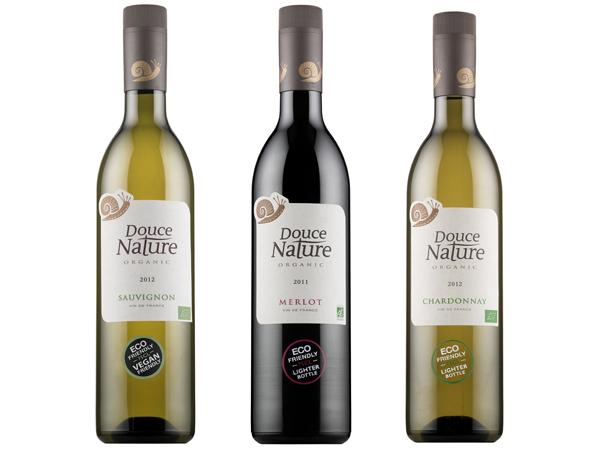 Douce Nature organic -viinit