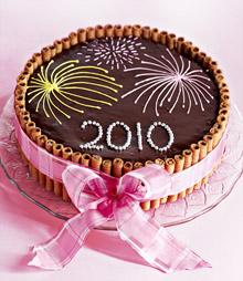 uudenvuoden kakku