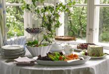 Kuva - Rippijuhlat: Juhlat kotona