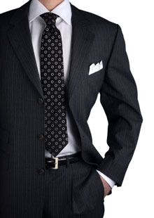 Business suit pukukoodi