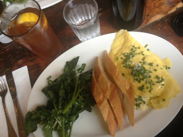 Sarabeth'sin omeletti