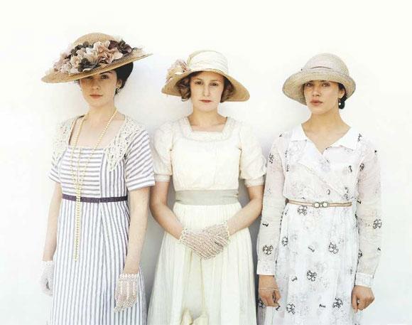 Downton Abbeyn naiset