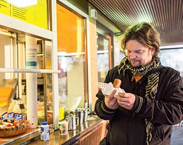 Ismo Leikola, kuva: Hanne Manelius copyright: Otavamedia