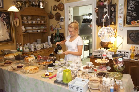Kahvila Majurska, kuva: Pekka Nieminen, copyright: Otavamedia