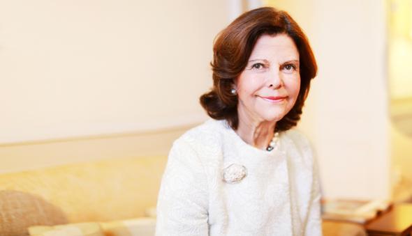 """Kuva - Kuningatar Silvia äitinsä muistisairaudesta: """"Olin neuvoton, kun äiti sairastui"""""""