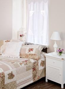 Kuva - Makuuhuone hämäräksi kesälläkin
