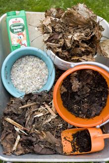 Komposti Kuivike