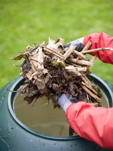 Kompostin Perustaminen