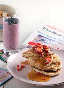 Kuva - Amerikan herkut – 17 maukasta ohjetta aamiaiselta iltapalaan