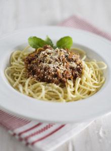 Kuva - Spagetti on pastaruokien kuningas