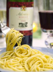 Kuva - Pasta kuuluu italialaiseen keittiöön