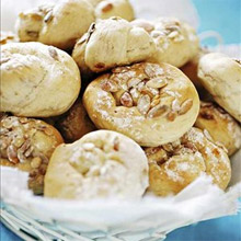 Kuva - Sämpylät ovat helppoa ja edullista leipomista
