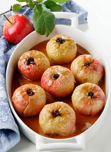 Kuva - Omenasta meheviä ruokia