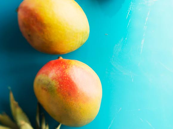 Kuva - Mehevät mangoherkut
