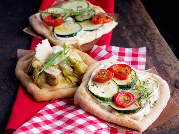 Kuva - Pizzapohja – näin onnistut