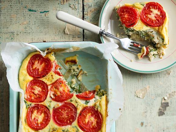 tomaatti-mangoldipaistos